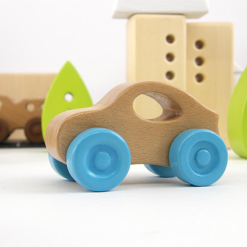 Woodnice-drvene igračkice